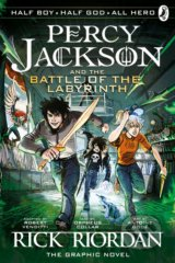 Percy Jackson: The Battle of the Labyrinth - Rick Riordan