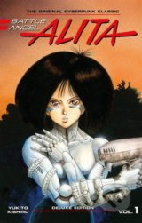 Battle Angel Alita  (Volume 1) - Yukito Kishiro