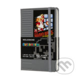Moleskine – zápisník Super Mario (Nes Cartridge) -