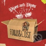 Pipes & Pints: Found And Lost LP - Pipes & Pints