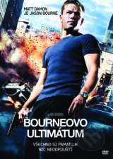 Bourneovo ultimátum - Paul Greengrass