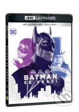 Batman se vrací Ultra HD Blu-ray - Tim Burton