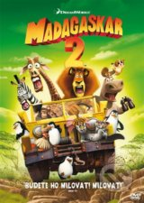 Madagascar 2: Útek do Afriky - Eric Darnell, Tom McGrath