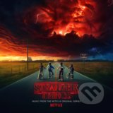 Stranger Things: Music from the Netflix Original Series LP -