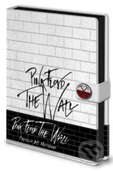 A5 blok Pink Floyd: The Wall -