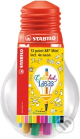 STABILO point 88 Mini Corlorful Ideas -