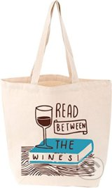 Read Between the Wines (Tote Bag) -