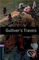 Gulliver's Travels (Book + CD) -