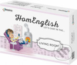 HomEnglish: Let's Chat In the living room -