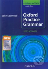 Oxford Practice Grammar: Intermediate level  with Key and CD-ROM - J. Eastwood