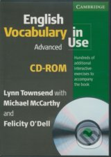 English Vocabulary in Use - Advanced (CD-ROM) - Lynn Townsend, Michael McCarthy, Felicity O´Dell