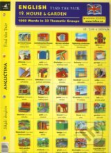 English - Find the Pair 19. (House & Garden) -