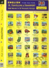 English - Find the Pair 18. (Travelling & Transport) -