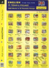 English - Find the Pair 15. (Town & Village) -