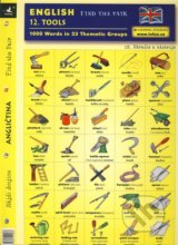 English - Find the Pair 12. (Tools) -