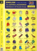 English - Find the Pair 10. (Clothes & Accessories) -