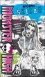 Monster High: Módní skicář -