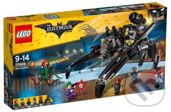 LEGO Batman Movie 70908 Skúter -
