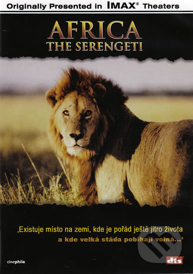 Africa - The Serengeti - DVD -