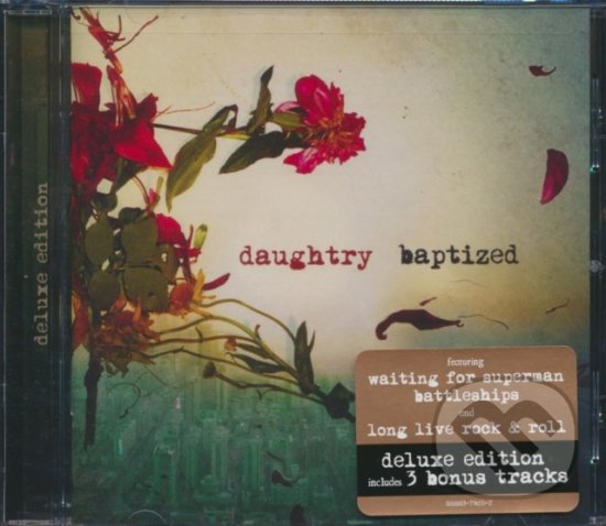 Daughtry: Baptized - Daughtry
