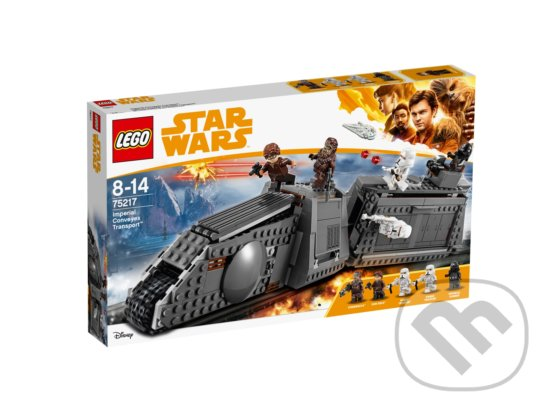 LEGO Star Wars 75217 Conveyex transport Impéria -